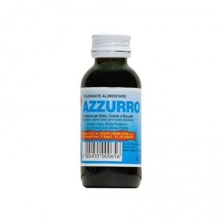 colorante liquido azzurro castroni a via catania