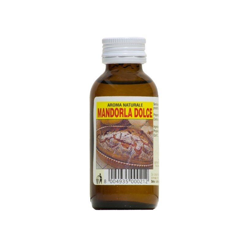 aroma liquido naturale di mandorla dolce castroni a via catania