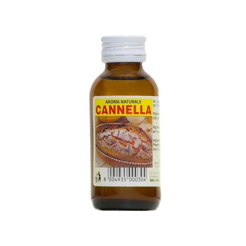 Aroma naturale alla cannella Castroni a Via Catania