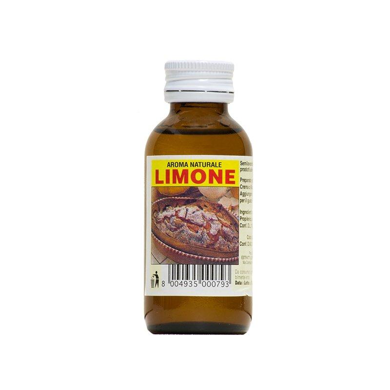 Aroma naturale di limone Castroni a Via Catania