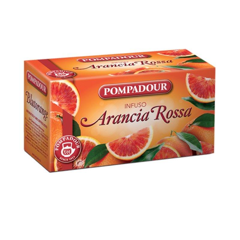Infuso di arancia rossa Pompadour Castroni a Via Catania