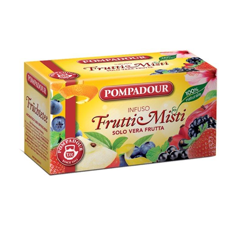 Infuso Frutti Misti Pompadour Castroni a Via Catania