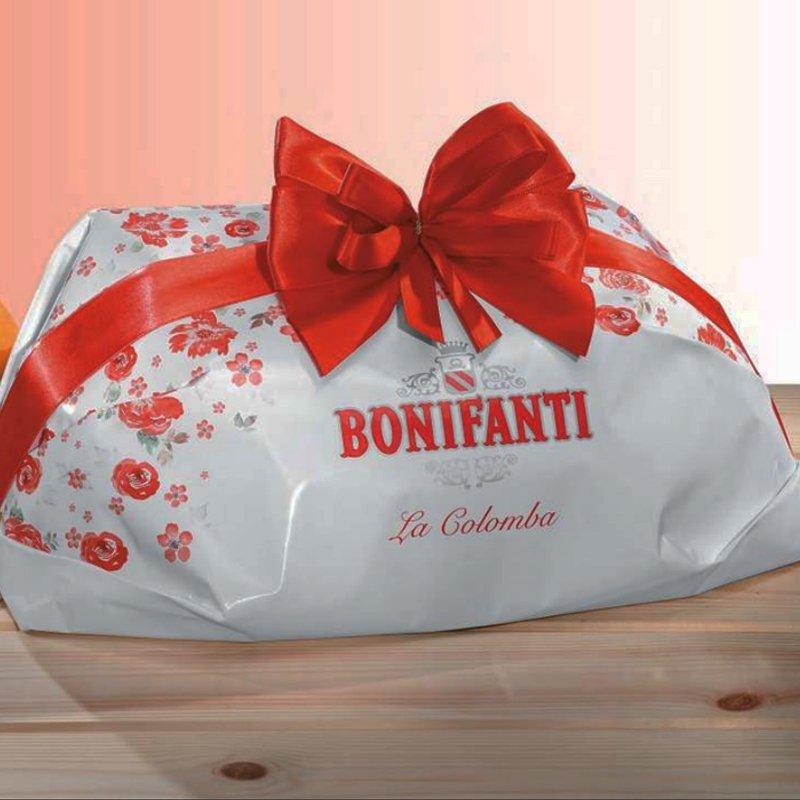 Colomba classica Bonifanti - Castroni a Via Catania - Roma