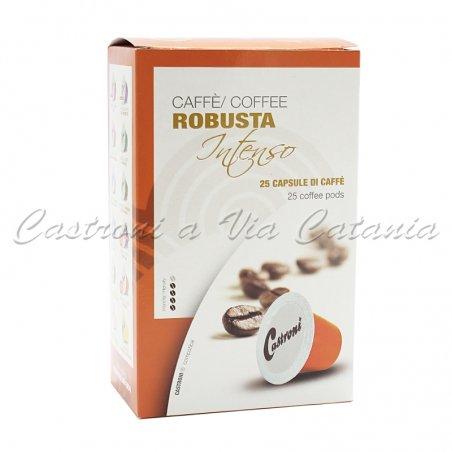 Caffè Castroni miscela Intenso in capsule compatibili Nespresso