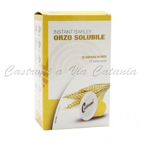 Caffè Castroni in capsule compatibili Nespresso - Orzo