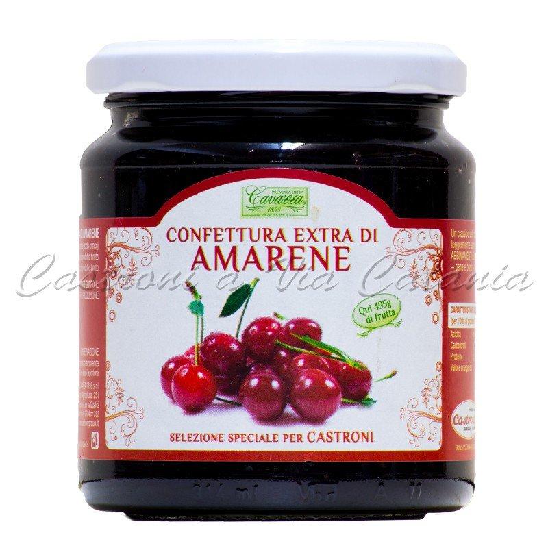 Confettura Extra di Amarene Cavazza - Selezione speciale per Castroni