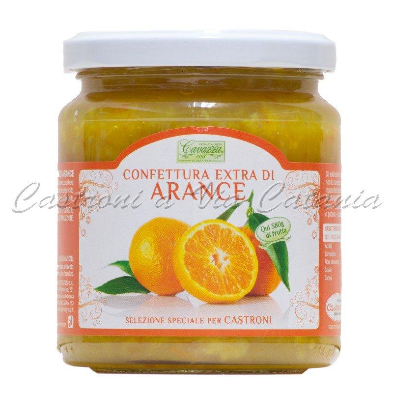 Confettura Extra di Arance Cavazza - Selezione speciale per Castroni
