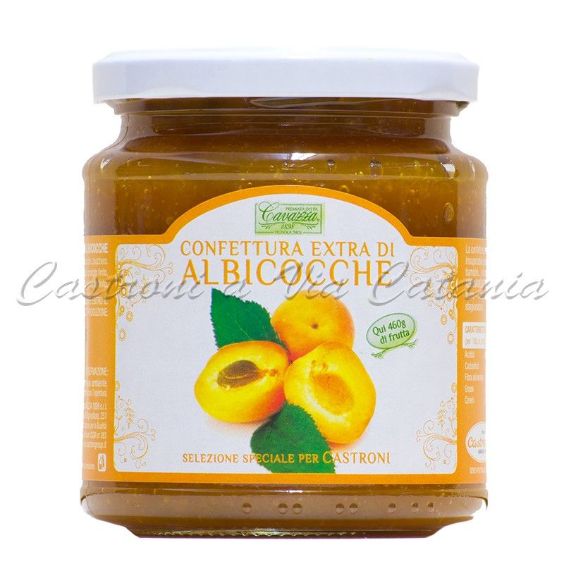 Confettura Extra di Albicocche - Cavazza - Selezione speciale per Castroni