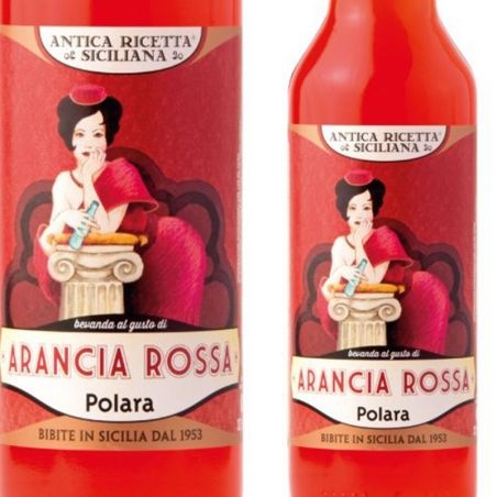 Arancia Rossa in vetro - Antica Ricetta Siciliana - Castroni a Via Catania