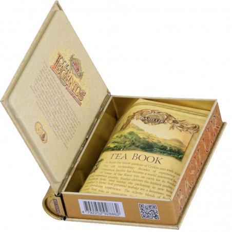 Latta regalo Tè Nero Ceylon Basilur - Castroni