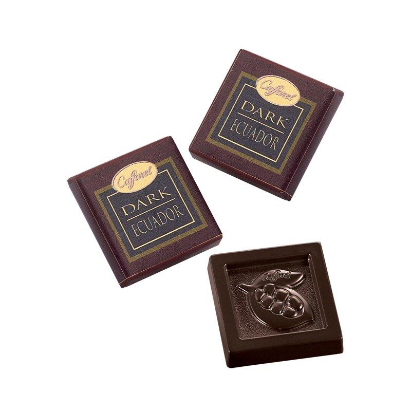 Cioccolatini Fondenti Dark Ecuador Caffarel - Castroni Roma