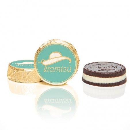Cioccolatino Tiramisù al latte Venchi - Castroni Roma