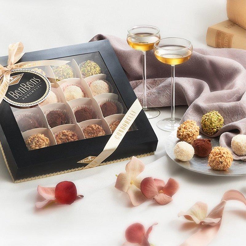 Bonbons assortiti Condorelli - Scatola regalo - Castroni Roma