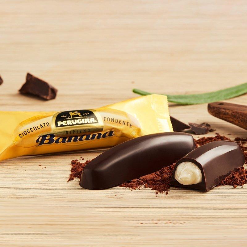 Cioccolatino Banana Perugina - Castroni Torrefazione Roma