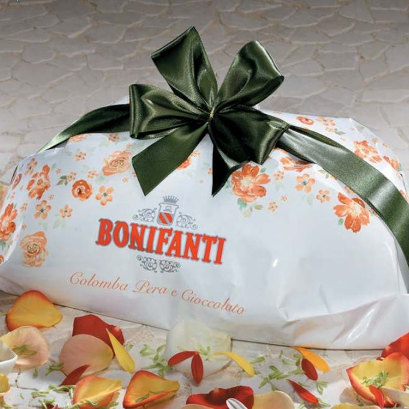 Colomba Pera & Cioccolato Bonifanti - Pasqua Castroni Roma