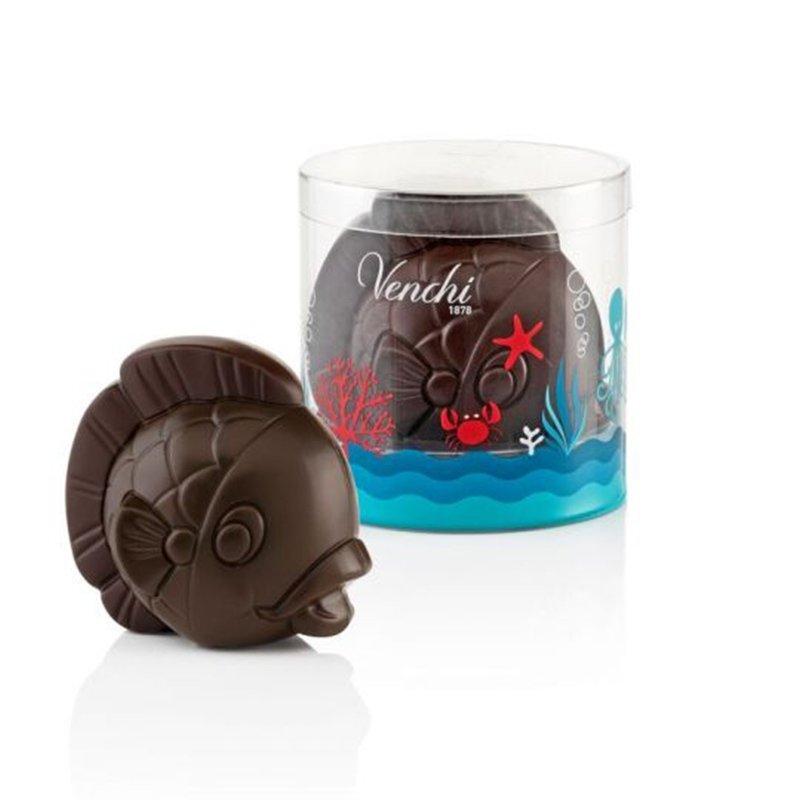 Pesce di cioccolato fondente Venchi - Castroni Roma