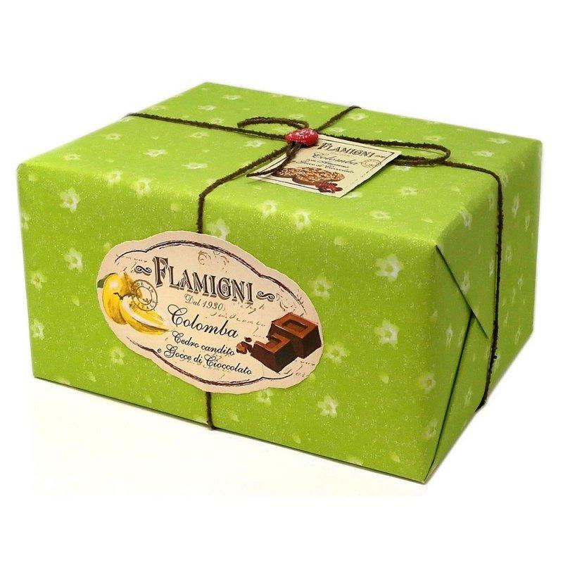 Colomba Flamigni con cedro candito e cioccolato - Castroni a Via Catania