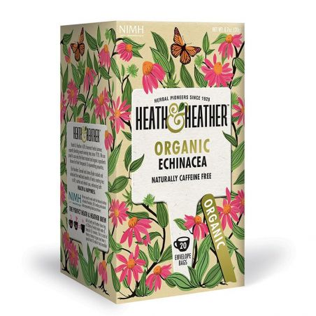 Infuso Biologico di Echinacea Heath & Heather - Castroni Roma