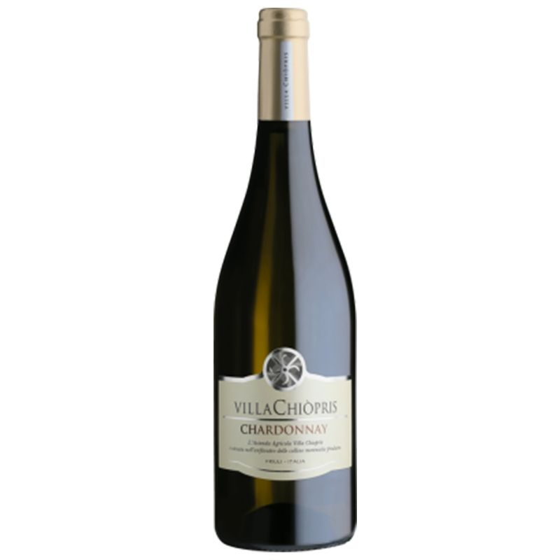 Chardonnay - Villa Chiopris - Livon - Castroni Roma