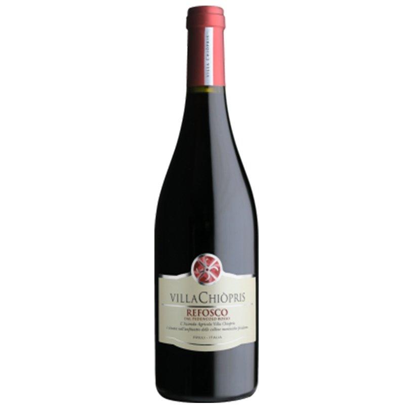 Refosco dal peduncolo Rosso Friuli - Villa Chiopris - Livon - Castroni Roma