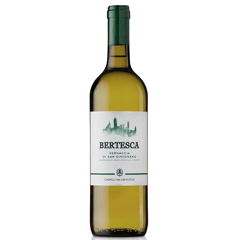 """Vernaccia di San Gimignano """"Bertesca"""" - Castelli del Grevepesa - Enoteca Castroni Roma"""