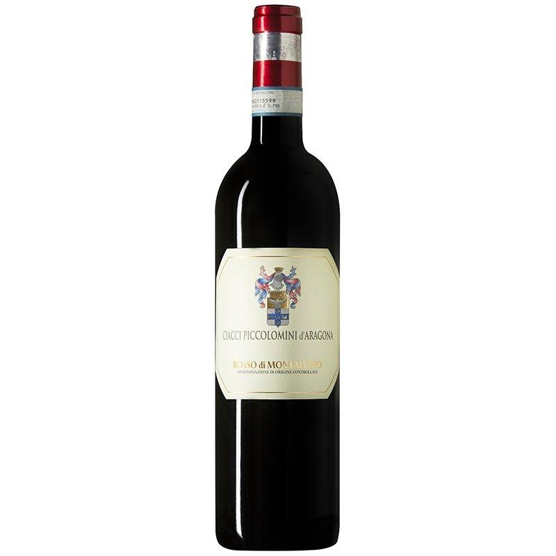 Rosso di Montalcino DOC - Ciacci Piccolomini d'Aragona - Castroni Roma