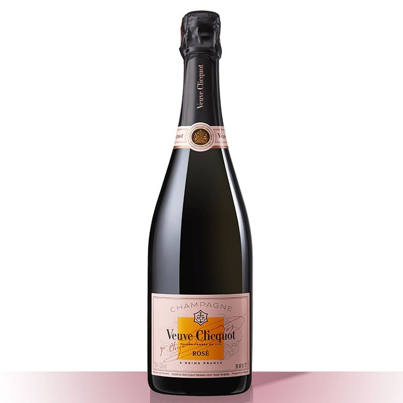Champagne Rosé Veuve Clicquot - Enoteca Castroni