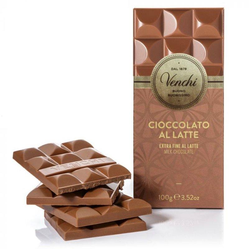 Tavoletta di Cioccolato al Latte Venchi - Castroni a Via Catania