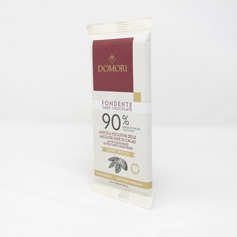Domori Tavoletta Fondente 90% - Castroni a Via Catania