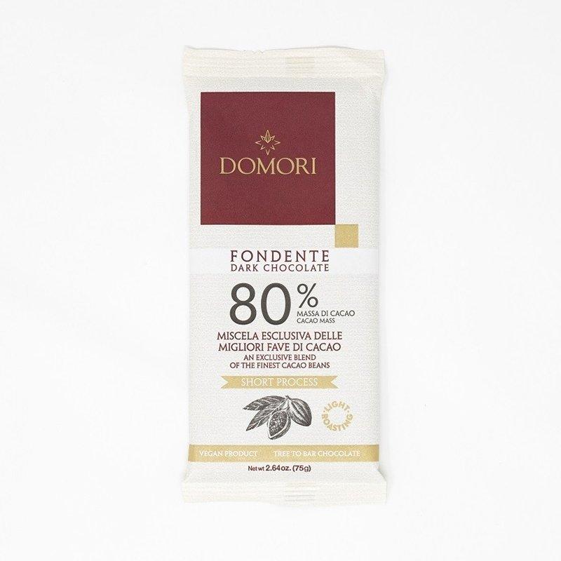 Domori Tavoletta 75g 80% Cacao - Castroni Roma