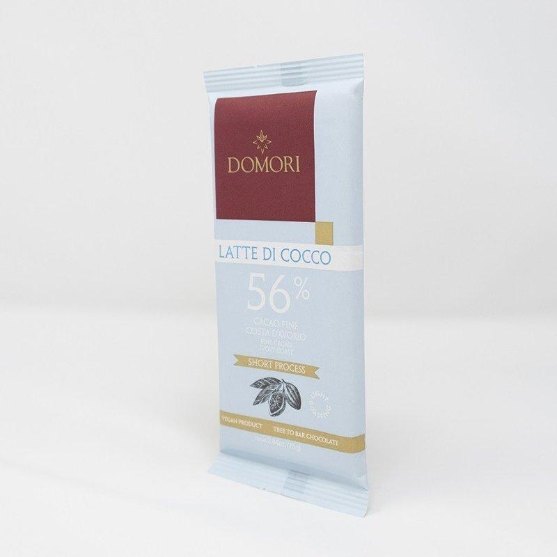 Domori Tavoletta Latte di Cocco Costa d'Avorio  - Castroni a Via Catania