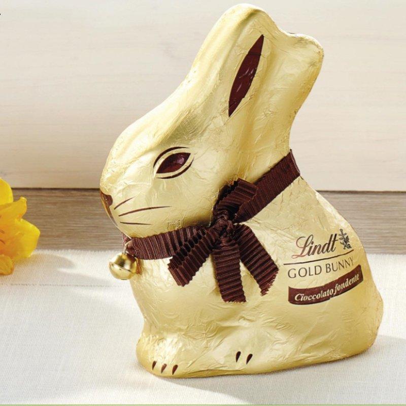 Gold Bunny Lindt Fondente 200g - Castroni Via Catania
