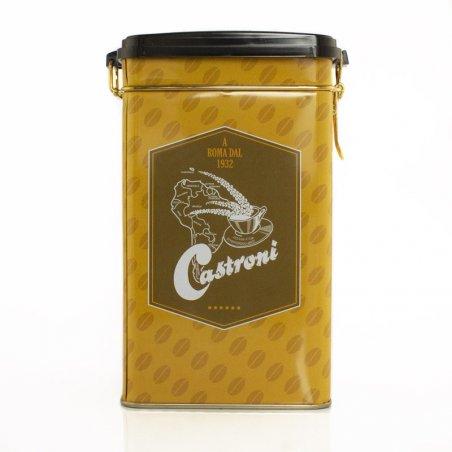 Contenitore Caffè Castroni 500g - A Roma dal 1932