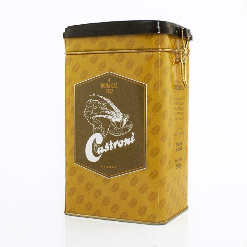 Contenitore Caffè Castroni 500g