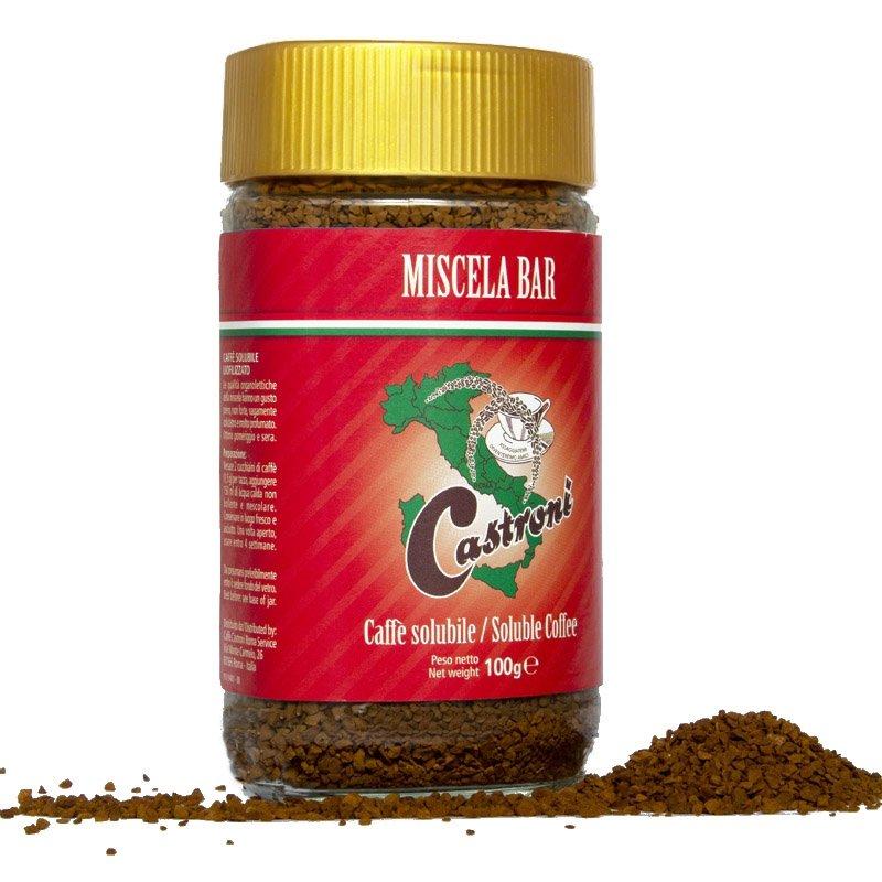 Barattolo Miscela Arabica Bar Castroni - Caffè solubile liofilizzato