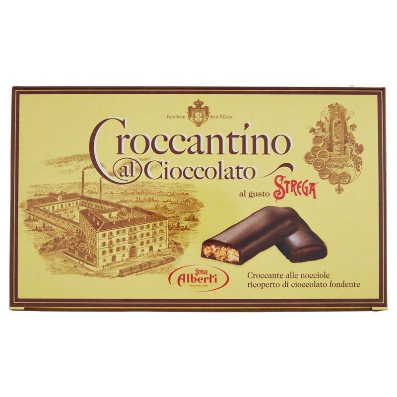 Croccantini al Cioccolato gusto Strega - Strega Alberti