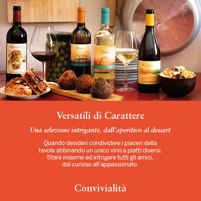 Vini da Dessert Donnafugata - Castroni Via Catania