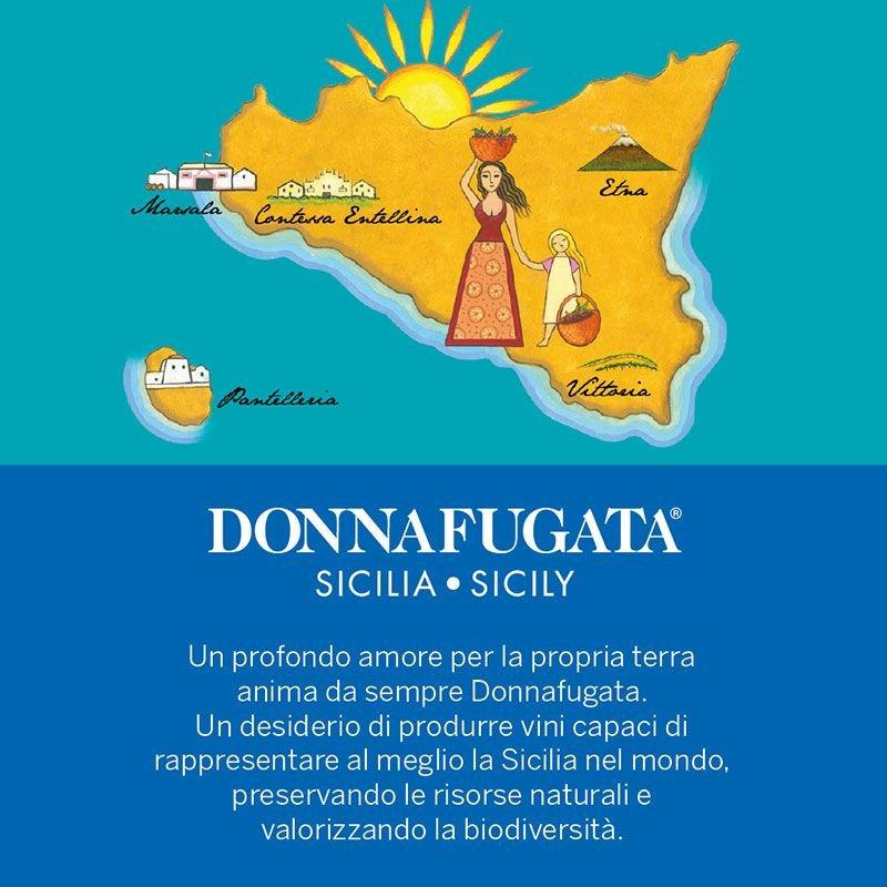 Confezioni regalo Donnafugata - Castroni Roma