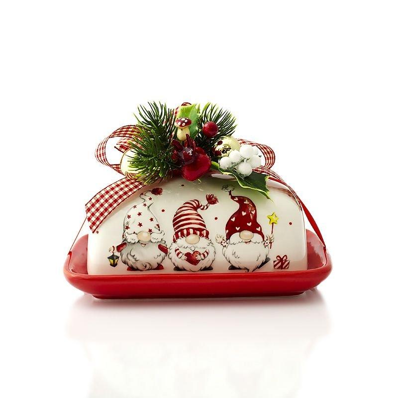 Burriera con Gnomi - idee regalo Natale - Castroni