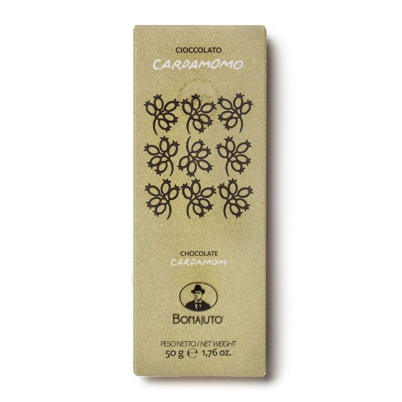 Cioccolato di Modica - tavoletta al Cardamomo Bonajuto