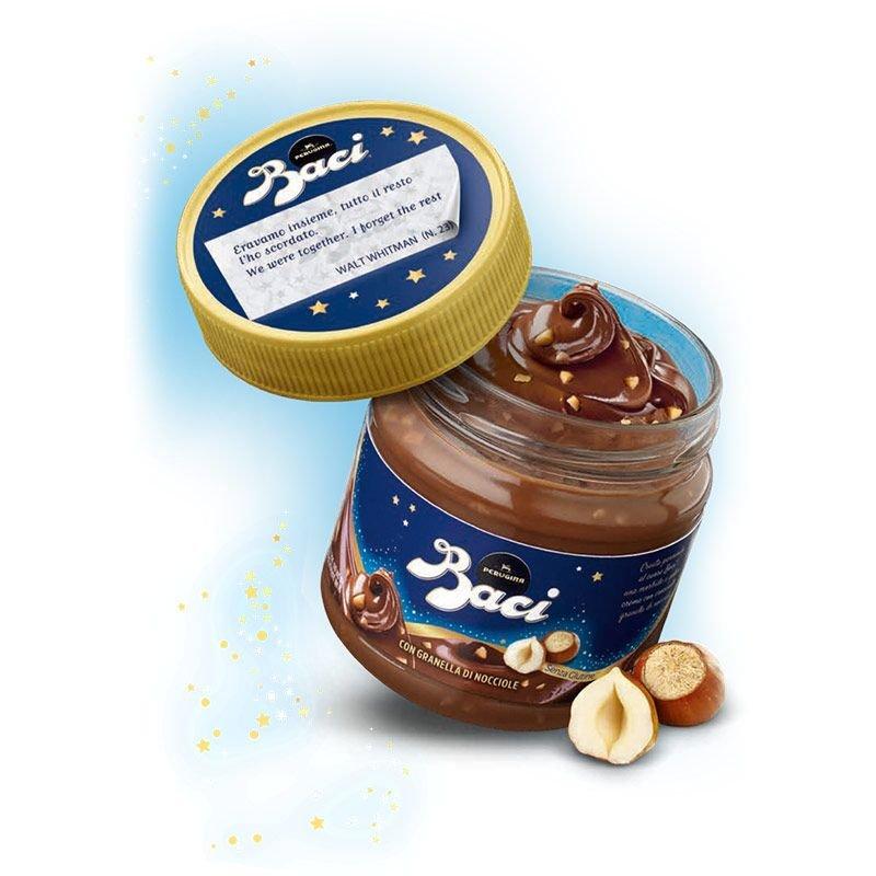 Vasetto crema spalmabile Baci® Perugina® - Castroni Via Catania