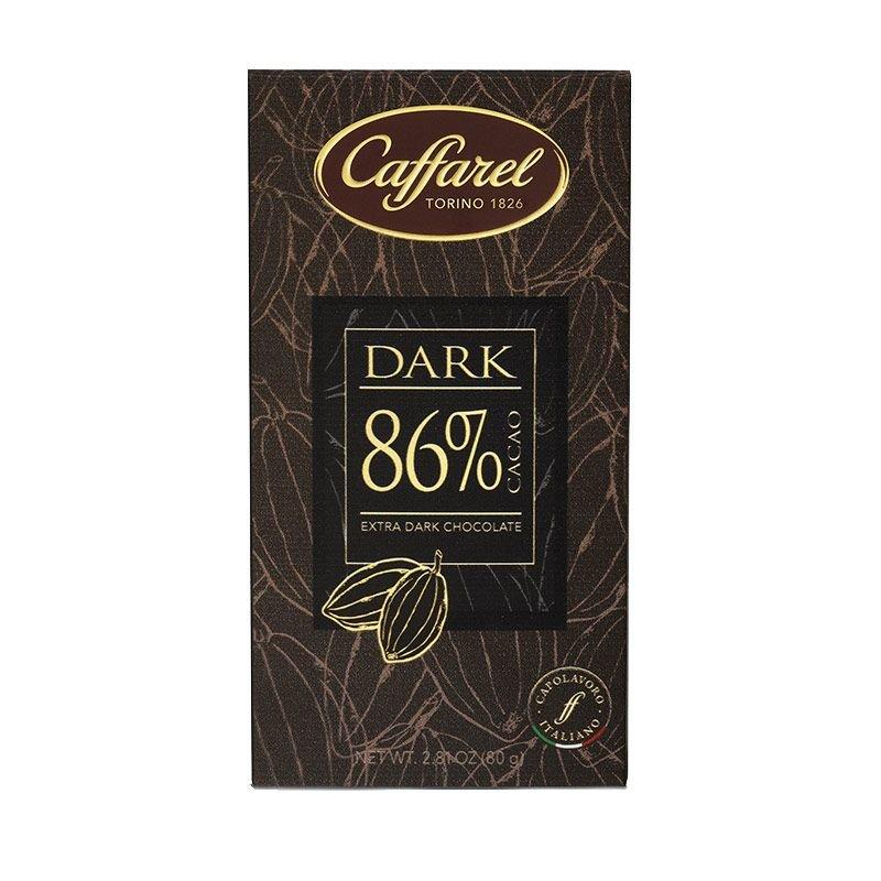 Tavoletta di Cioccolato Extra Fondente 86% Caffarel - Castroni Via Catania