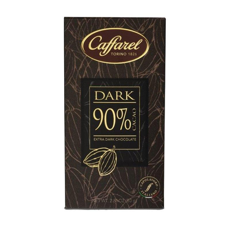 Tavoletta di Cioccolato Extra Fondente 90% Caffarel - Castroni Via Catania
