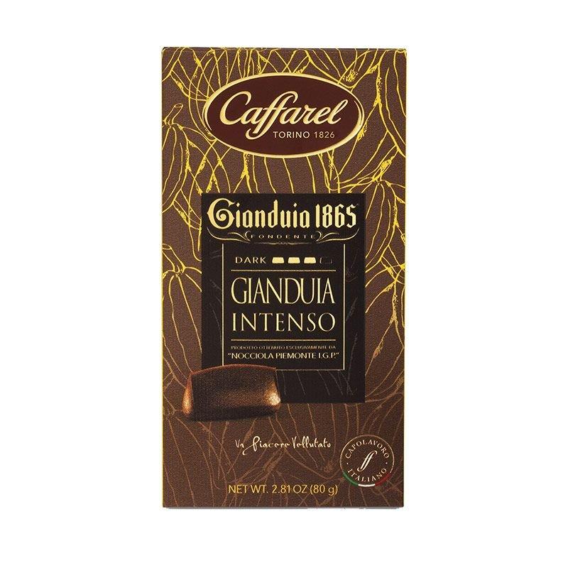 Caffarel Tavoletta di Cioccolato Fondente Gianduia Intenso - Castroni Via Catania Roma