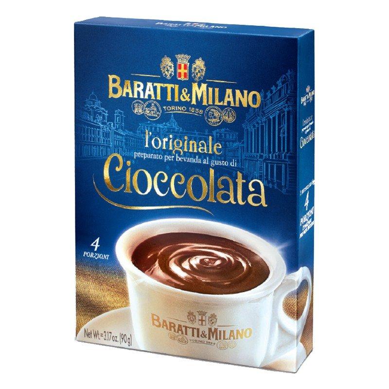 Preparato per Cioccolata Calda - Baratti & Milano - Castroni Roma