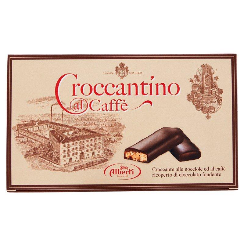 Croccante alle nocciole e al caffè Strega Alberti - Torrefazione Castroni Roma