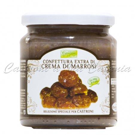 Confettura Extra di Crema di Marroni -  Cavazza - Selezione speciale per Castroni
