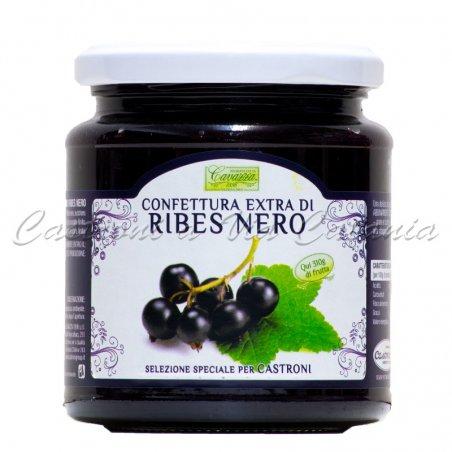 Confettura Extra di Ribes Nero Cavazza - Selezione speciale per Castroni