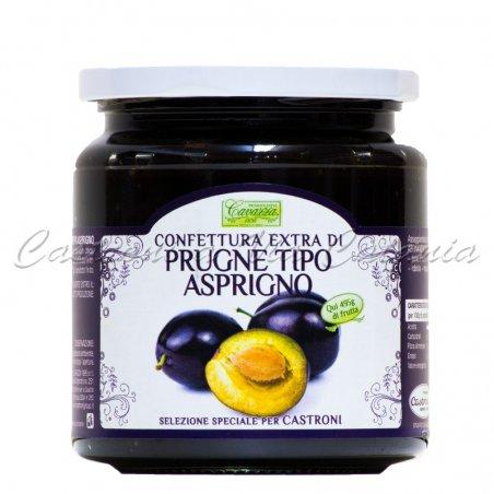 Confettura Extra di Prugne Asprigne Cavazza - Selezione speciale per Castroni