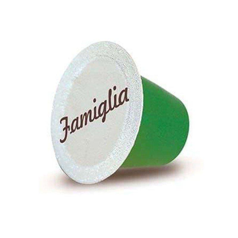 Caffè miscela famiglia in capsule compatibili Nespresso Castroni a Via Catania
